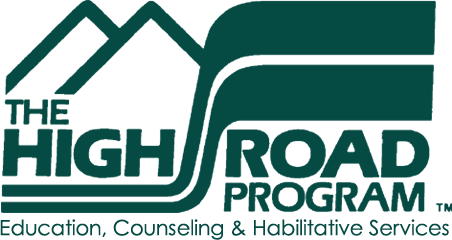 The High Road Program Retina Logo